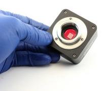 Тушка камеры для микроскопа с резьбовым креплением С-Mount