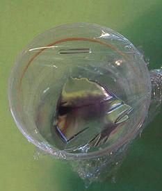 Микроскоп из пластикового стаканчика