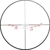Ballistic 275 (баллистическая прицельная сетка для стрельбы на 275 ярдов)