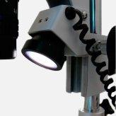 Типы подсветки микроскопа: галогеновая лампа