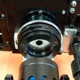 Ирисовая апертурная диафрагма конденсора