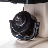 Типы подсветки микроскопа: лампа накаливания