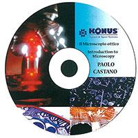Диск KONUS с ПО MicroCosmo для микроскопа