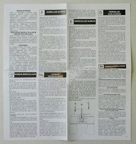 Инструкция к биноклю Konus Giant 20х60