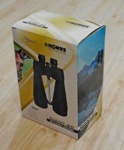 Коробка бинокля Konus Giant 20х80