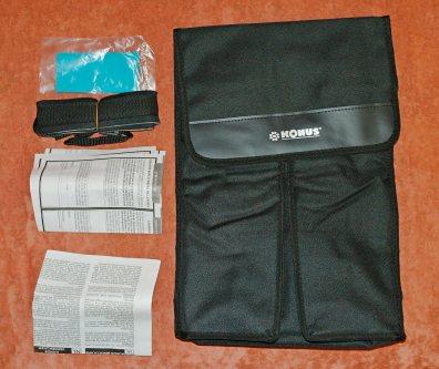 Комплектация бинокля Konus Giant 20х80