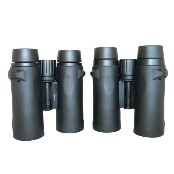 Бинокли KENKO 8x42 и 10x42 c выносом выходного зрачка 19 мм и 14 мм соответственно