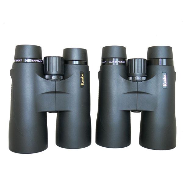 Бинокли KENKO Ultra VIEW EX 10x50 и 12x50 DH