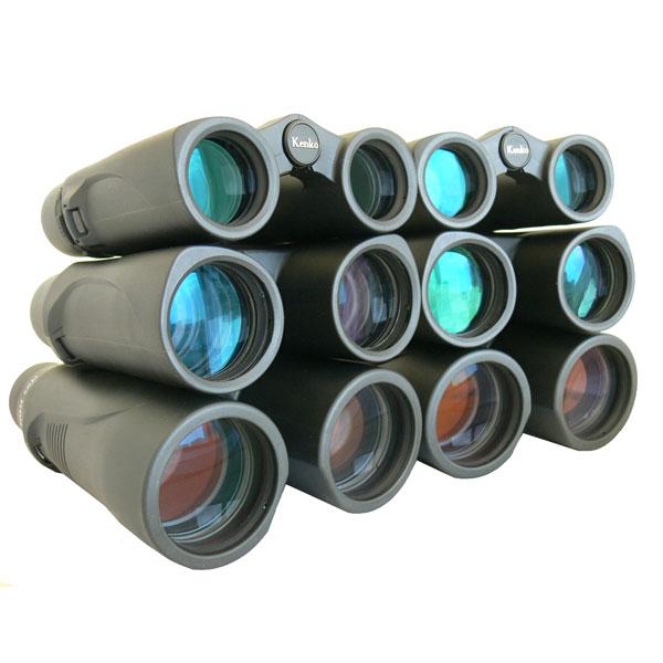 Бинокли Kenko Ultra VIEW EX с диаметром объективов от 32 до 50 мм