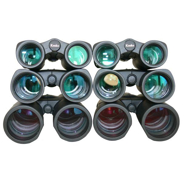 6 биноклей серии Ultra View от Kenko