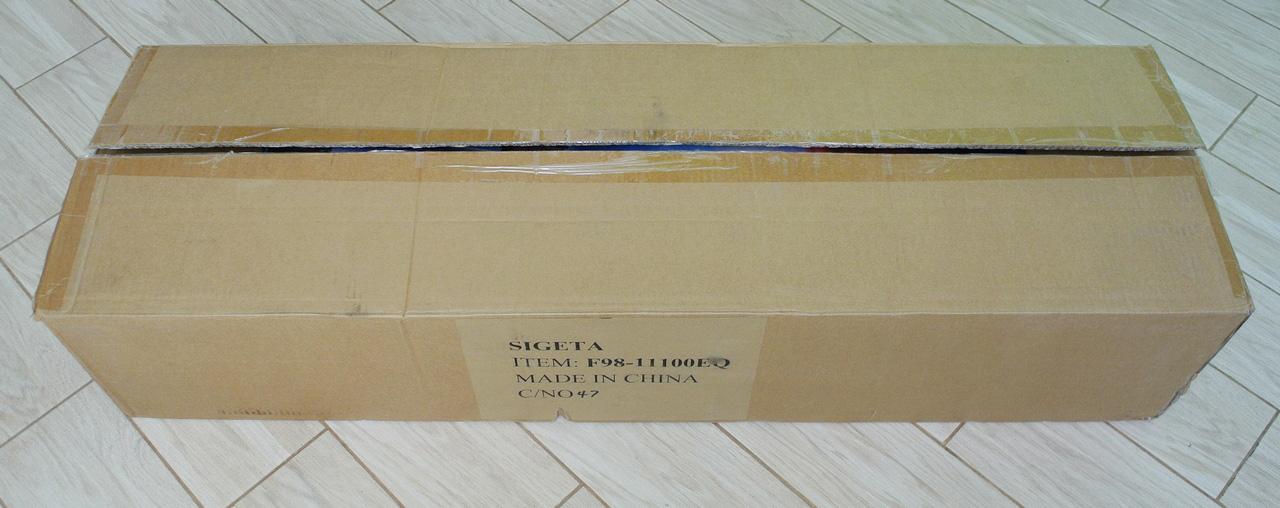 Транспортировочная коробка телескопа SIGETA Mensa