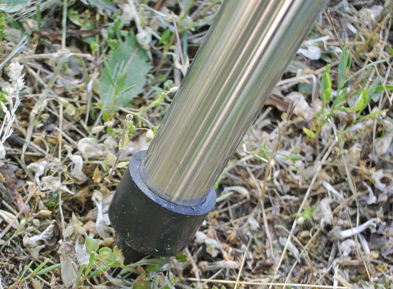 Конусовидный наконечник ноги телескопа SIGETA Mensa