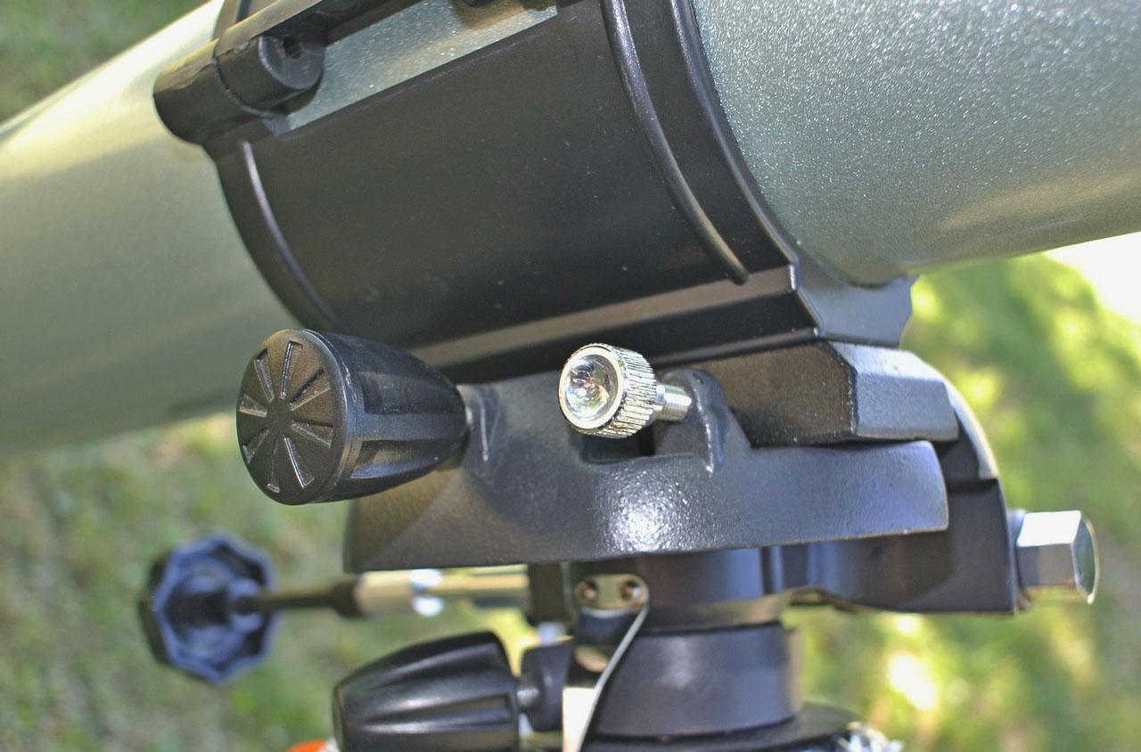 Площадка крепления трубы телескопа SIGETA Mensa