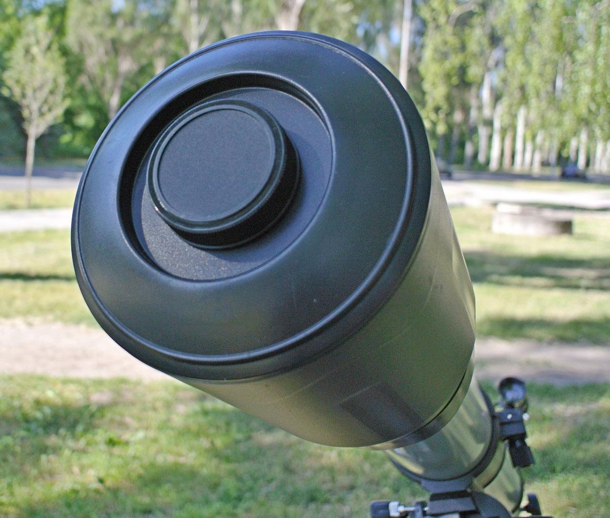 Пластиковая крышка для бленды телескопа SIGETA Mensa