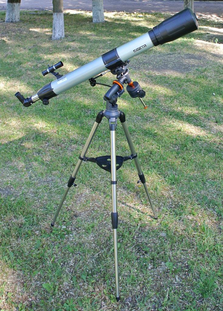 Телескоп SIGETA Mensa в собранном виде