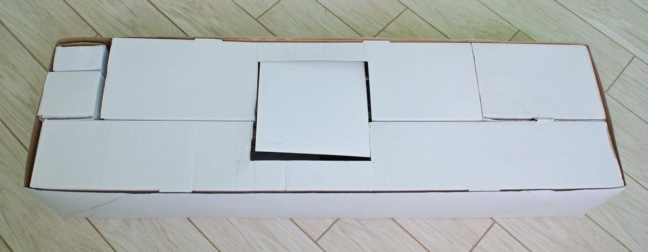 Фото полного комплекта SIGETA Mensa в коробке