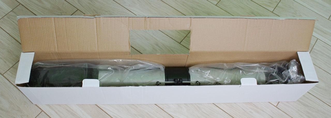 Коробка с трубой SIGETA Mensa