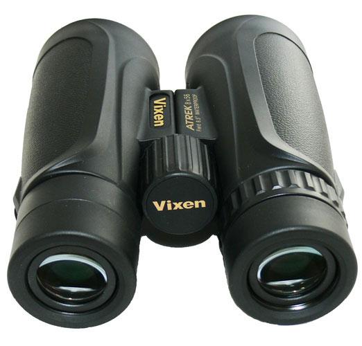 Обзор бинокля Vixen Atrek 8x56 DCF