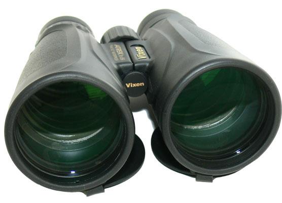 Просветление на объективах бинокля Vixen Atrek 8x56 DCF
