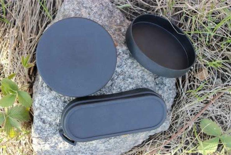 Крышки для объективов и окуляров бинокля Arsenal 15х70 Porro