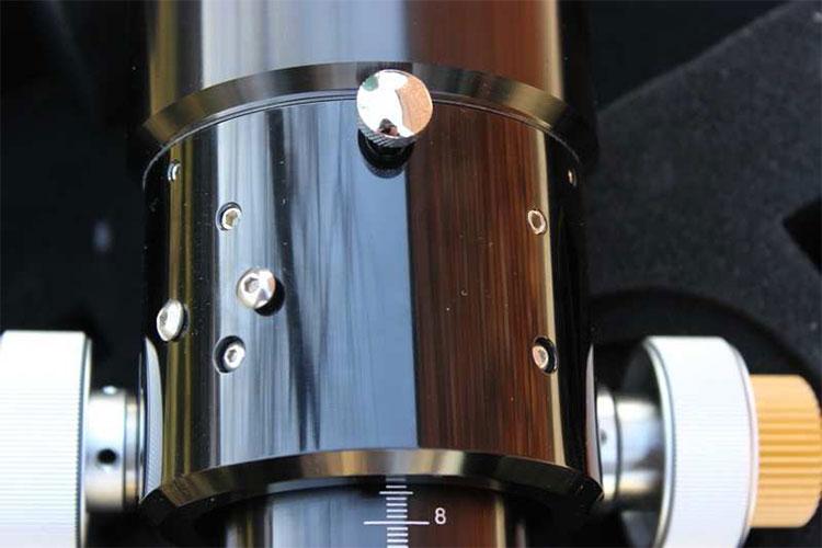 Фокусировочный узел телескопа-рефрактора Arsenal 70 ED