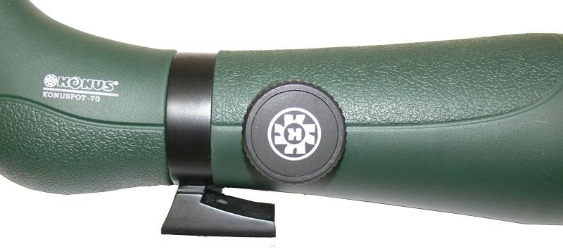 Кольцо крепления подзорной трубы Konus Konuspot-70