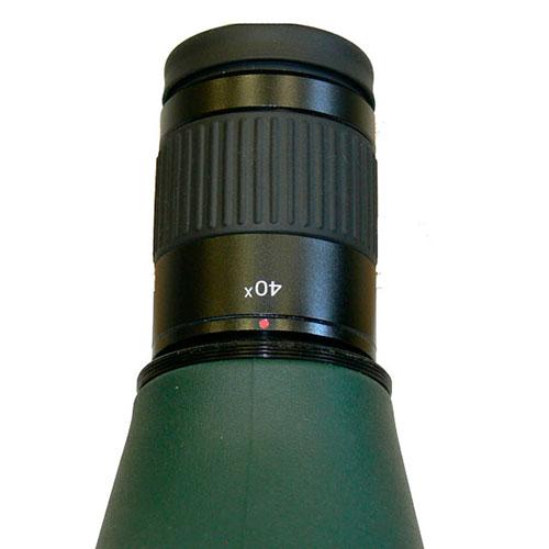 Окуляр 40x для подзорной трубы Konus Konuspot-70