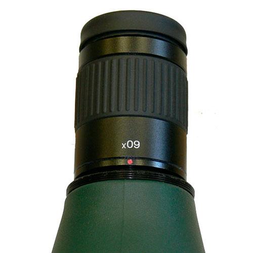 Окуляр 60x для зрительной трубы Konus Konuspot-70