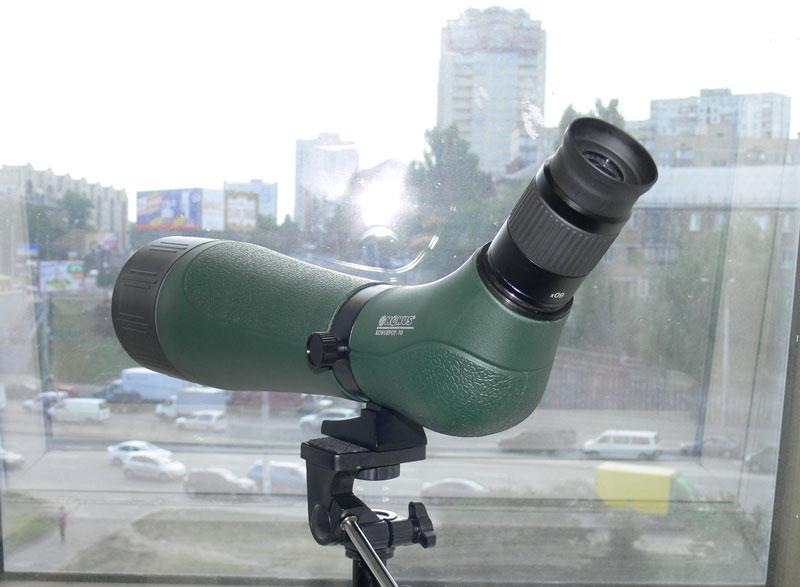 Зрительная труба Konus Konuspot-70 на штативе
