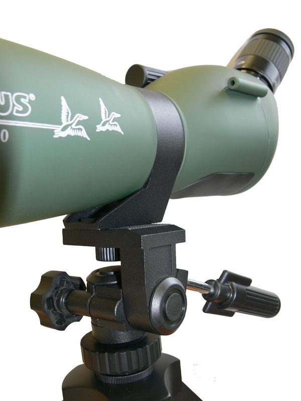 Крепление подзорной трубы KONUS Konuspot-80 на фотоштатив