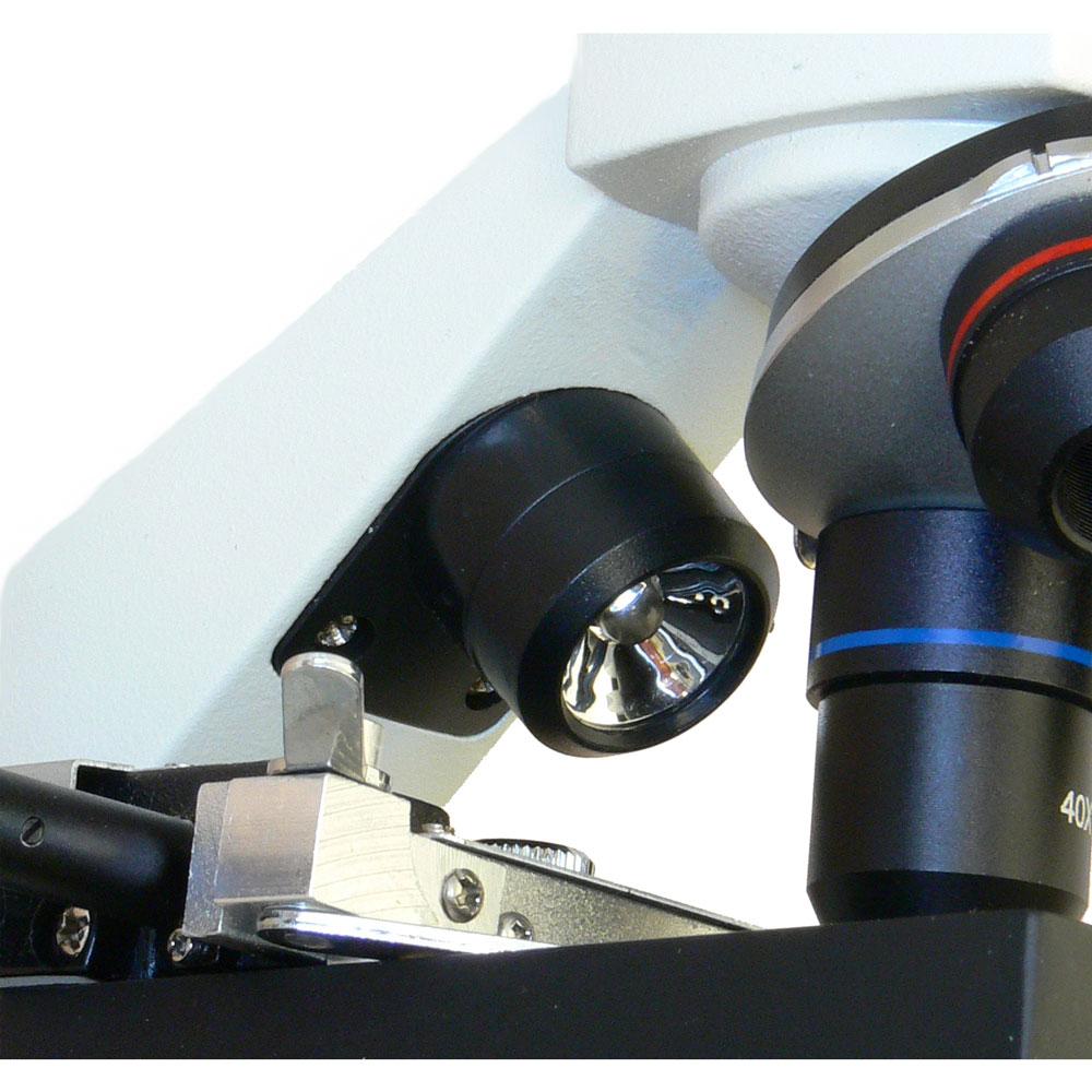 Верхний осветитель биологического микроскопа Sigeta MB-111
