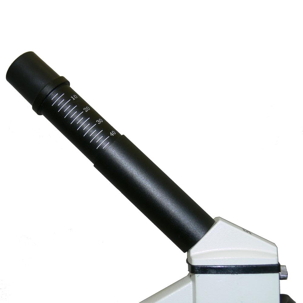 Окулярный тубус с линзой Барлоу - микроскоп Sigeta MB-111