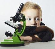 Микроскопы для самых маленьких