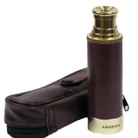 ARSENAL 25x30 Gold Детская подзорная труба с гарантией