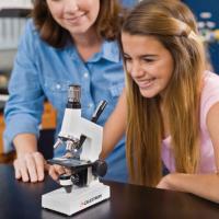 CELESTRON 40x-600x с цифровой камерой Микроскоп