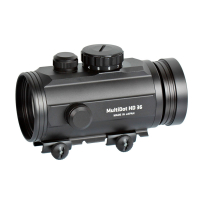DELTA OPTICAL MultiDOT HD 36 Коллиматорный прицел по лучшей цене