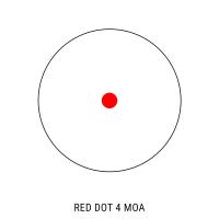 HAWKE Sport Dot 1x30 WP (9-11mm/Weaver) Коллиматорный прицел с гарантией