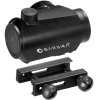 BARSKA 1x20 Red/Green Dot Dual Mount Коллиматорный прицел по лучшей цене