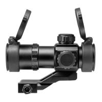 BARSKA Red/Green Dot 1x30 Cantilever Weaver Коллиматорный прицел по лучшей цене