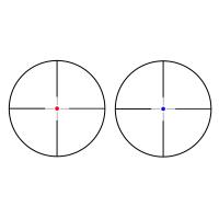 KONUS KONUSPRO M-30 1-4x24 30/30 IR Оптический прицел с гарантией