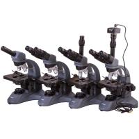 LEVENHUK D740T с камерой 5.1 MP Микроскоп по лучшей цене