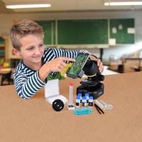 NATIONAL GEOGRAPHIC 40x-640x (с адаптером для смартфона) Микроскоп по лучшей цене
