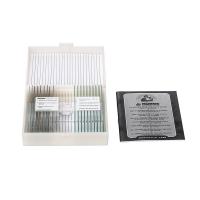 KONUS Человеческое тело: Патологические ткани (10 шт.) Набор микропрепаратов по лучшей цене