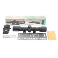 KONUS KONUSFIRE 4x32 30/30 (с кольцами) Оптический прицел по лучшей цене