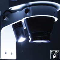 OPTIKA SZM-1Led 7x-45x Bino Stereo Zoom Микроскоп с гарантией