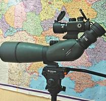 VORTEX Viper HD 20-60x80/45 WP Подзорная труба