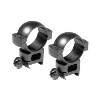 BARSKA Euro-30 3-9x42 (4A) с кольцами Оптический прицел купить в Киеве