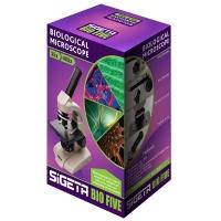 SIGETA BIO FIVE 35x-400x Микроскоп с гарантией
