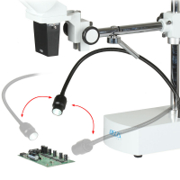 DELTA OPTICAL Discovery L Микроскоп по лучшей цене
