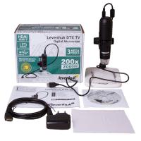 LEVENHUK DTX TV 3MP Цифровой микроскоп